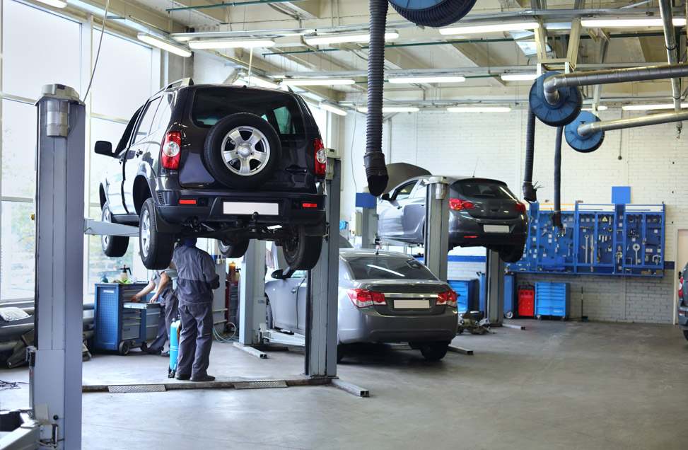 Auto Werkstatt
